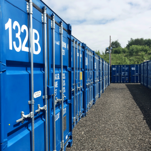 Robinsons Self Storage Business Storage