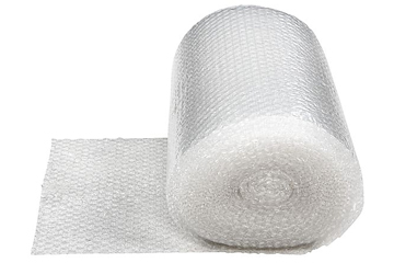 Robinsons Self Storage Bubble wrap