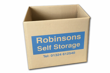 Robinsons Self Storage Box