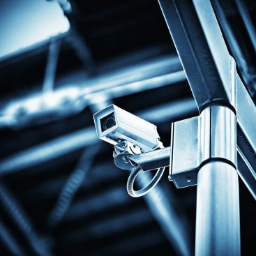 Robinsons Self Storage Security CCTV