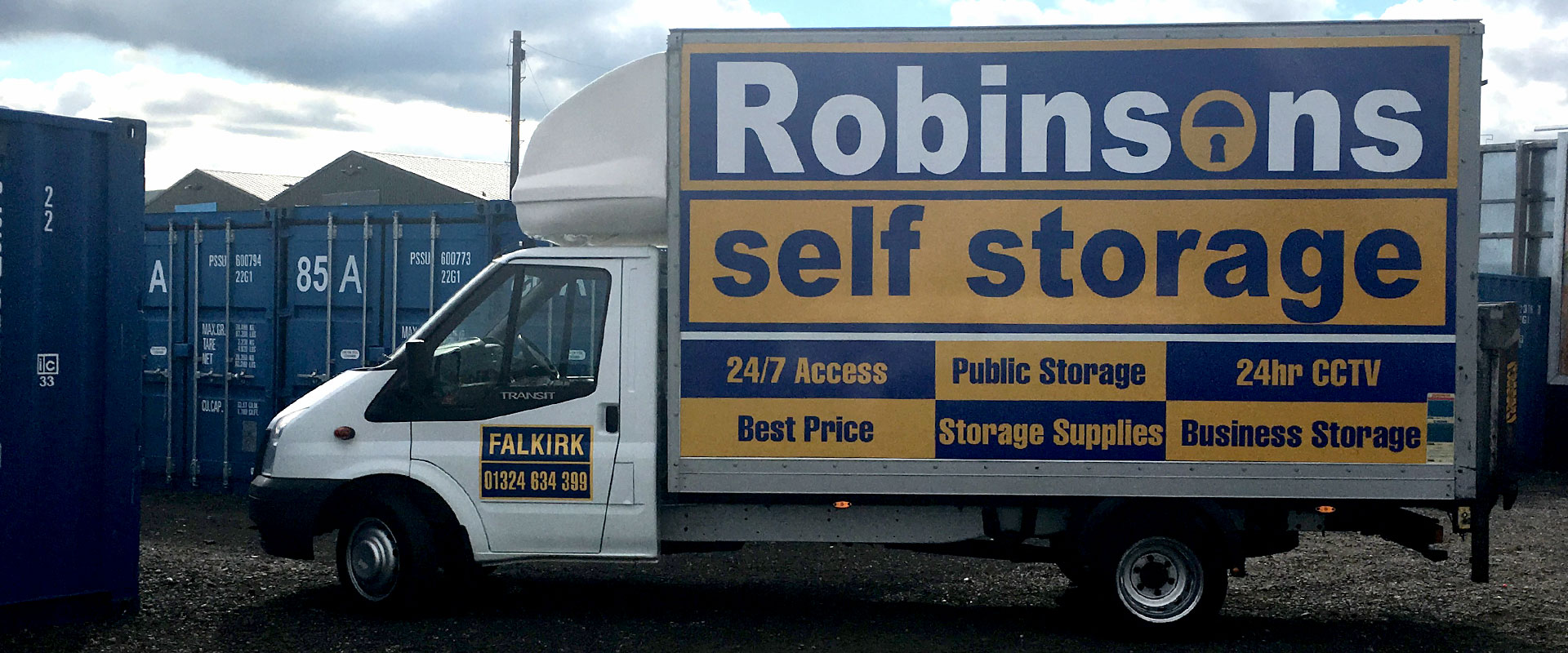 Robinson's Self Storage