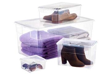 Robinsons Self Storage Plastic Boxes