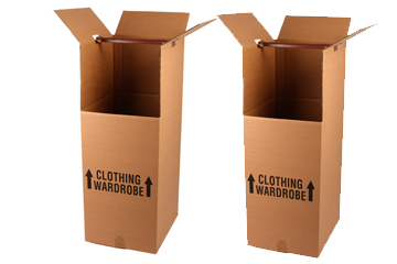 Robinsons Self Storage Wardobes